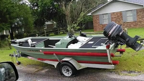 14 Foot Bass Boats for sale