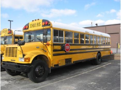 1999 THOMAS SCHOOL BUS
