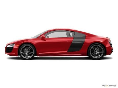 2012 Audi R8 Coupe 2dr Coupe Automatic quattro 4.2L AWD Coupe