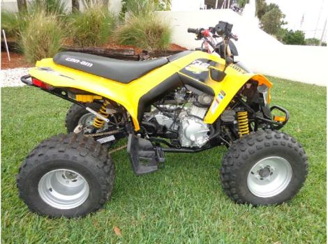 2012 Can-Am DS 250