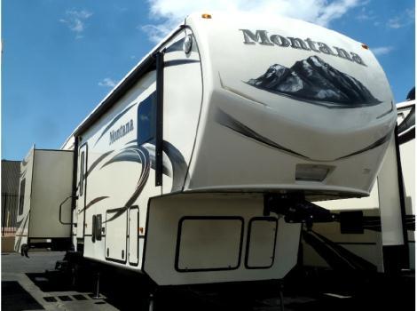 2015 Keystone Rv Montana 3725RL