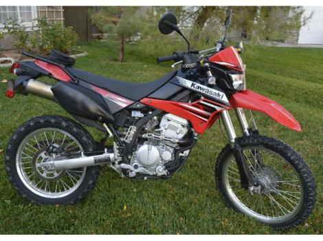 kawasaki klx 250 motorcycles for sale in lancaster california. Black Bedroom Furniture Sets. Home Design Ideas