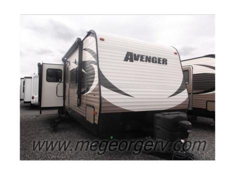 2015 Prime Time Rv Avenger 33RSD