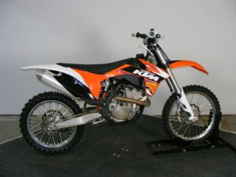 2011 KTM 350 SXF