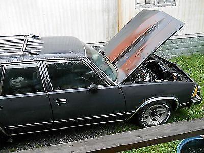 1980 Chevy Malibu SW Rare Factory 4