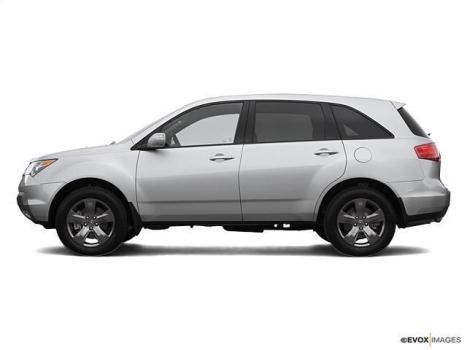 2007 Acura MDX SUV 4WD 4dr Sport/Entertainment Pkg AWD SUV