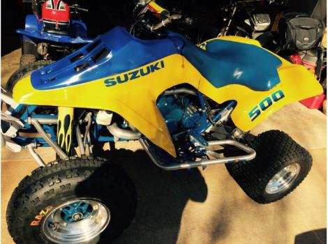 Suzuki Quadmatic Complete Engine