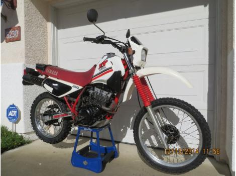 1984 Yamaha Xt 250 Motorcycles for sale