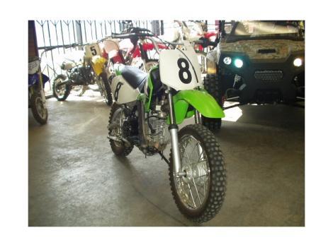 2004 Kawasaki KLX 110L