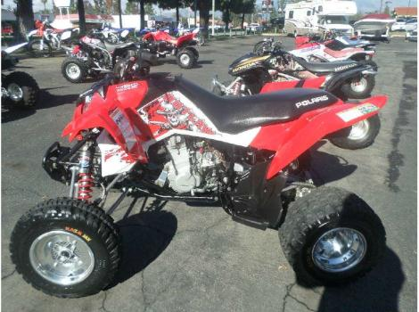 2008 Polaris Outlaw 450 MXR