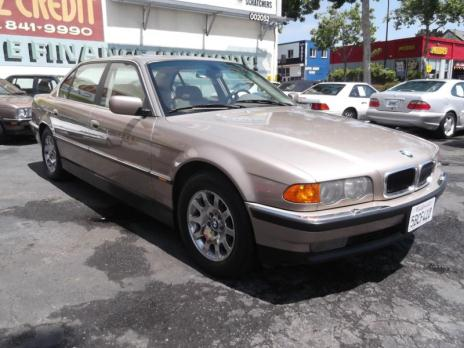 2000 Bmw 740il Cars for sale