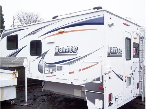 2014 Lance Truck Campers 850