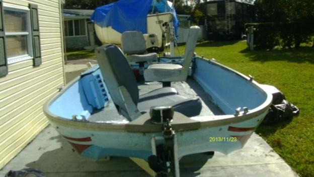 14 ft starcraft boat
