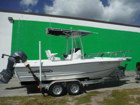 Triumph 215 Center Console Boats For Sale