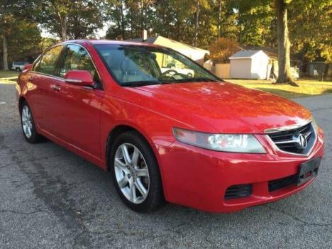 2004 Acura TSX - Caribbean Auto Sales, Chesapeake Virginia