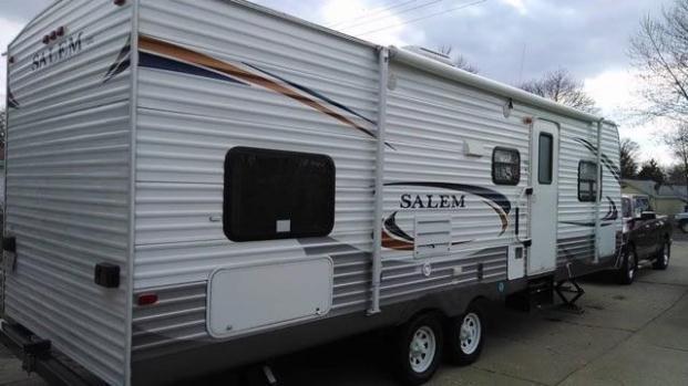 2012 Forest River Salem Travel Trailer