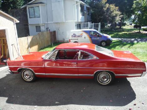 1967 Ford Galaxie 500 for: $15000