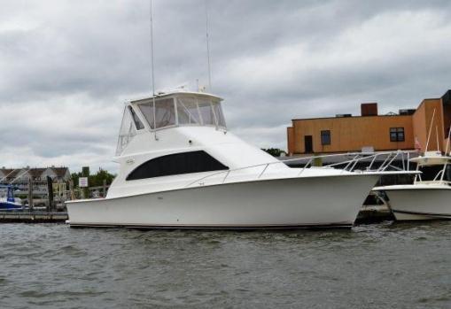 1999 Ocean Yachts 40SS