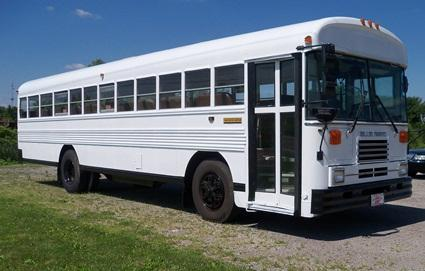 1993 BLUEBIRD 32 passenger PARTY BUS
