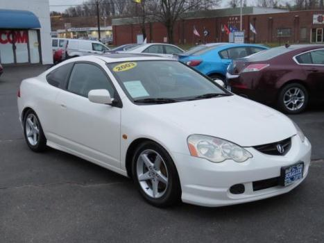 2003 ACURA RSX CPE TYPE S 2dr Car Type S