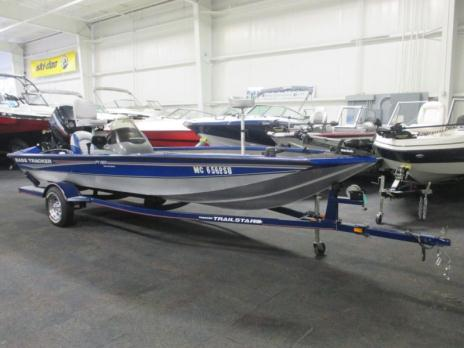 2005 Tracker 185 Pro Team Special Edition w/Mercury 90hp outboard!