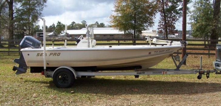 Bay Boat and 115 Yamaha for Sale