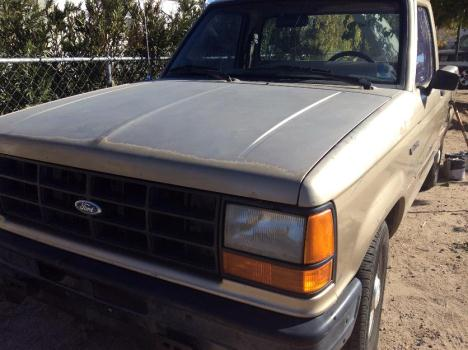 1989 ford ranger forcita lil and beautiful ford ranger for sale
