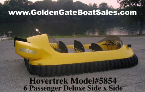 Brand New 2015 Neoteric Hovertrek Hovercraft Model 5854