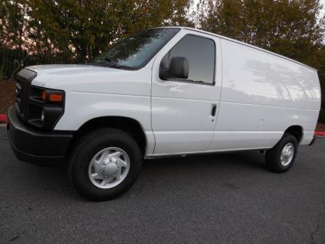2008 Ford ESeries Van