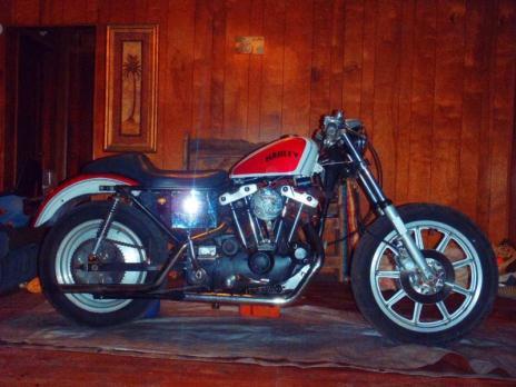 '79 Harley Davidson Sportster