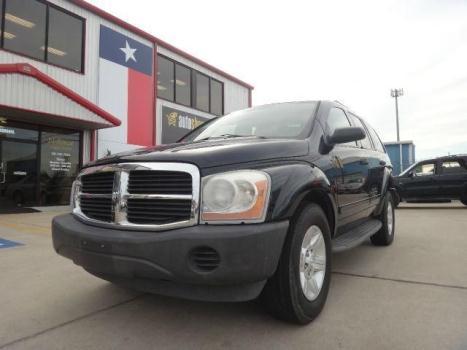 Dodge durango 2004 cars for sale in houston texas for Smart motors inc houston tx
