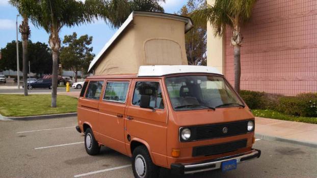 1983 Volkswagen Bus/Vanagon Vanagon L