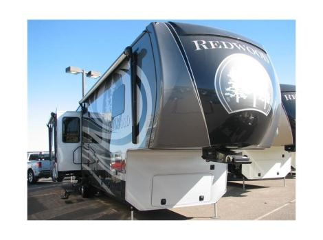 2014 Redwood Rv Redwood 38RL