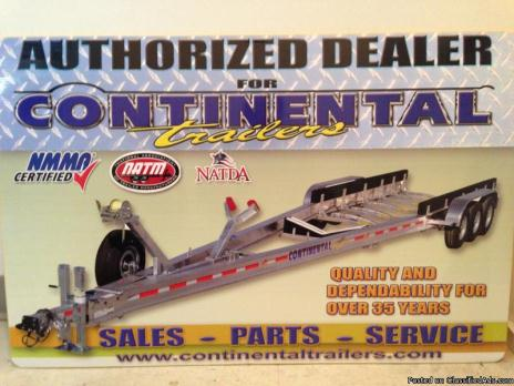 NEW CONTINENTAL TRAILERS