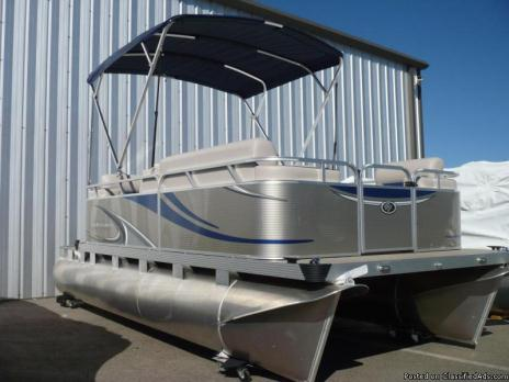 Electric pontoon boats boats for sale for Electric motor for pontoon boat