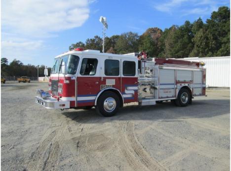 1994 E-One FIRE TRUCK