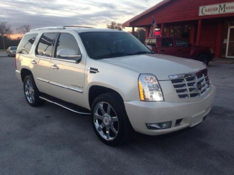 Cadillac escalade cars for sale in springfield missouri for White motor company springfield mo