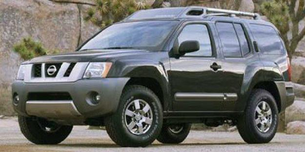 2005 nissan xterra s cars for sale. Black Bedroom Furniture Sets. Home Design Ideas