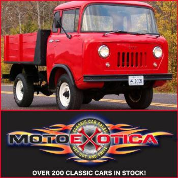 1963 Jeep FC150 for: $19900