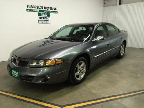 2004 pontiac bonneville cars for sale for White motor company springfield mo