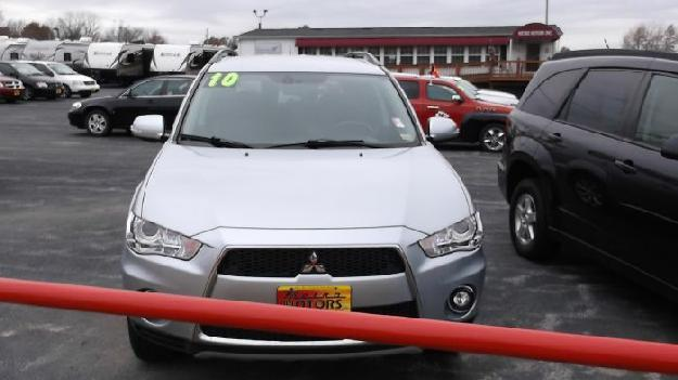 Mitsubishi Outlander Cars For Sale In Missouri