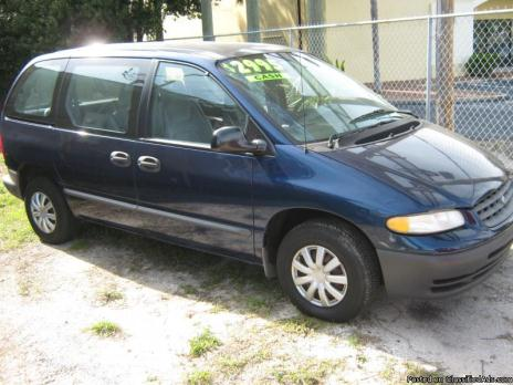 2000 Plymouth Voyager - CASH
