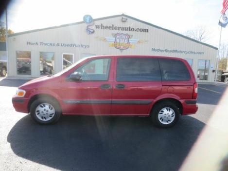1999 Chevrolet Venture Passenger Van - Wheeler Auto, Springfield Missouri