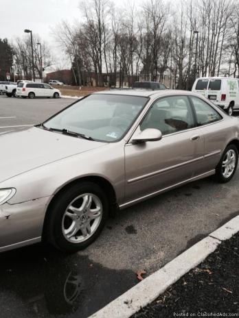 1999 Acura CL, 151,000miles