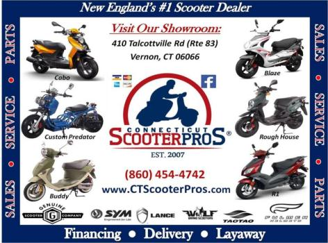 New Vip Scooter Motorcycles for sale