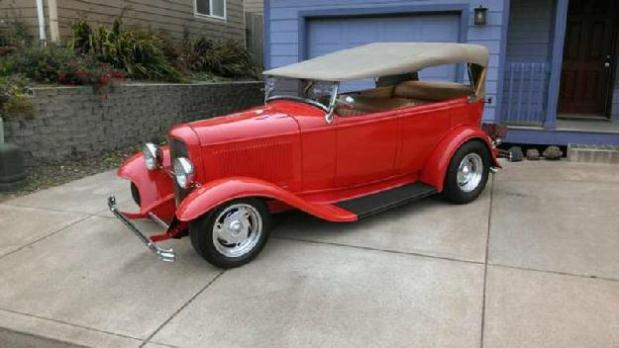 1932 Ford 4Door Phaeton for: $49700