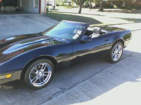 1992 Chevrolet Corvette for: $16999