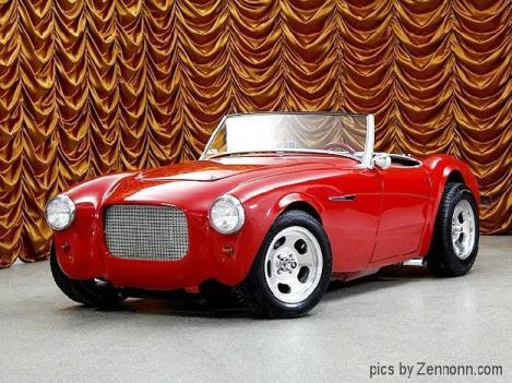 1954 Austin Healey 100 for: $42990