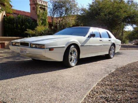 1983 Aston Martin Lagonda Upgraded LT-1 Corvette for: $79900