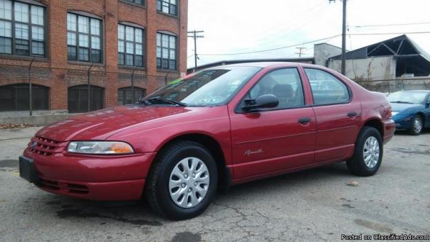 1998 Plymouth Breeze- One Owner Car
